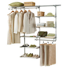 "Rubbermaid Configurations Deluxe 36""W - 72""W Closet System"