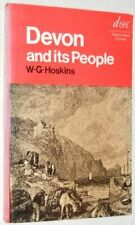 Devon and Its People by Hoskins, W. G. Paperback Book The Cheap Fast Free Post