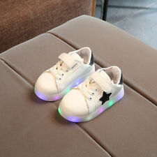 Up Shoes LED Boys Light Children Sneakers Luminous Sport Girls Kids Trainers