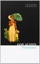 Persuasion (Collins Classics) by Austen, Jane Paperback Book The Cheap Fast Free