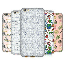 OFFICIAL JULIA BADEEVA ASSORTED PATTERNS 3 SOFT GEL CASE FOR OPPO PHONES