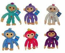 WowWee Fingerlings Plush Toy Monkey with Sound 28 cm Stuffed Animal for Kids New
