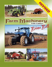 Farm Machinery, Bell, Brian, Used; Good Book