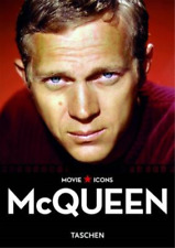 Steve McQueen (Movie Icons), Silver, Alain, Used; Good Book