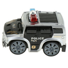 Push and Go Friction Powered Police Car with Lights and Sound Toys for Boys