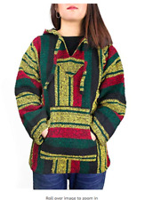 Cleverbrand Rasta Unisex Mexican Jerga Hoodie (view sizes)