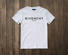 New Givenchy1 Shirt Paris T-shirt Casual Men Women Gildan Logo Tee, S-2XL