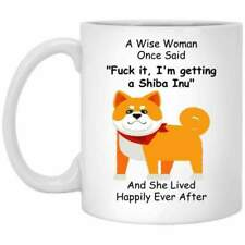 Shiba Inu Mug Dog Mom Gift Coffee Mug 11oz 15oz Mothers Day Gift Print in US
