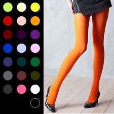 OPAQUE PANTYHOSE Color Stockings 80D Leggings Tights