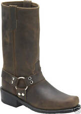 Double H Boots Mens 12 Inch Harness bikers