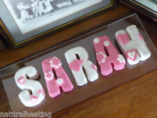 LETTERS Personalised Silicone Bakeware Cake Mould Pans