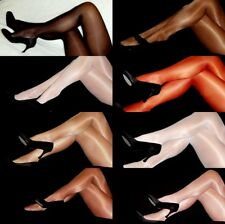 Peavey Tights Shiny 40 Denier high gloss  lingerie hooters pantyhose costume