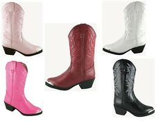 NEW Mesquite Boots, Western, Pageant, Youth, 5 Colors