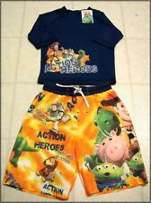 BOYS TOY STORY 3 SWIM SUITS- 2 PC SET-NWT