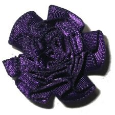 "Cabbage Ribbon Roses 1"" (25mm) x 20"