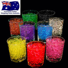 60g Crystal Soil Water Pearls Jelly Balls Beads Function Decoration Vase Filler