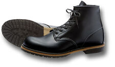 "RED WING SHOES 9014 6"" BLACK LEATHER WORK / CASUAL BOOTS [72209]"