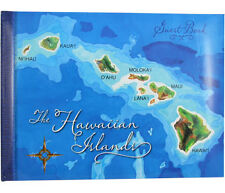 GAT Hawaiian Islands Map Wedding, Party, Graduation & Other Occasions Guest Book