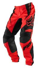 NEW Fox Racing HC 180 RACE Pants RED Pant MX Offroad All Sizes 04344