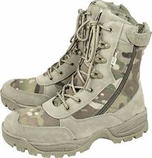 VIPER MULTICAM SPECIAL OPS PATROL BOOTS DESERT CAMO MTP COMBAT ARMY MILITARY