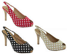 DONNA VELENTA CREAM LADIES SHOES/HEELS/PLATFORM ASSORTED COLOURS ON EBAY AUS!