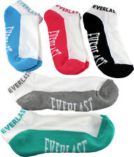 EVERLAST WOMENS 3/4 ANKLE LOW CUT SOCKS PACK OF 5 EXCLUSIVE TO EBAY AUSTRALIA!