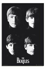 With The Beatles Cover Large Maxi Wall Poster New