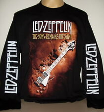 Led Zeppelin Song Remains The Same long sleeve T-Shirt Size S M L XL 2XL 3XL