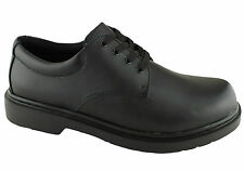 GROSBY HAMBURG MENS/ADULTS/OLDER BOYS SCHOOL SHOES/LACE UP LEATHER AUS SIZES!