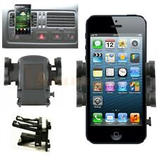 In Car Air Vent Mount Holder Cradle Kit For Various Mobile Phones 45mm To 105mm
