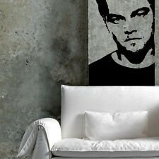 Leonardo Dicaprio FAMOUS FILM STAR ACTOR Vinyl Wall art Stickers Decal