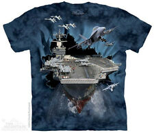 Aircraft Carrier Jet Fighters The Mountain Adult & Youth (Child) T-Shirts