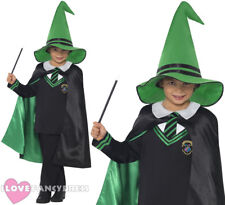BOYS WIZARD FANCY DRESS KIDS SCHOOL BOOK WEEK HALLOWEEN COSTUME 7-12 YEARS