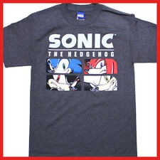 Sega Sonic Hedgehog T-Shirts: Group Men's (S/M/L/XL)