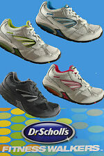 DR SCHOLLS WOMENS FITNESS WALKERS/SHOES/RUNNERS/SNEAKERS US SIZES ON EBAY AUS