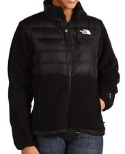 The North Face Womens Denali Down Jacket insulated winter coat Black S-XL NEW