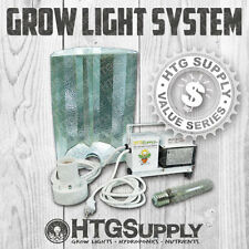 GROW LIGHT SYSTEM  COMPLETE SET 250 400 150 watt BALLAST  REFLECTOR HOOD + BULB