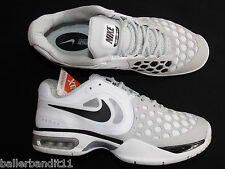 Mens Nike Air Max CourtBallistec 4.3 Tennis shoes sneakers 487986 100