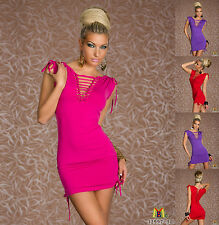 1575 UK NEW SEXY CASUAL STRETCH BODYCON SHORT LENGTH  WOMEN DRESS ONLINE SHOP