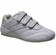LADIES VELCRO WOMENS TRAINERS CASUAL SPORTS GYM RUNNING SHOES BOOTS SIZE 6-9 UK