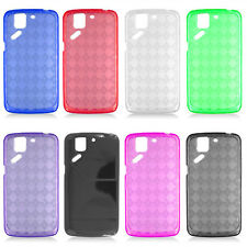 For Pantech Flex P8010  Cover TPU Rubber Gel Skin Cell Phone Accessory Case
