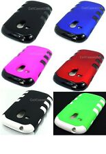 For Samsung Galaxy S3 Mini Duo Layer Hard Cover Cases i8190