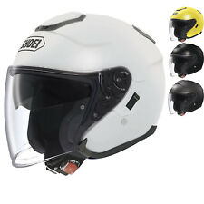 SHOEI J-CRUISE 2013 OPEN FACE MOTORCYCLE SCOOTER TOURING INNER SUN VISOR HELMET
