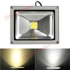 10W  LED White/Warm White High Power Outdoor Flood Light Garden Yard Wall Lamp