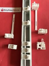 89MM OR 127MM VERTICAL BLIND TRACK REPLACEMENT CARRIERS SPARES BLINDS PARTS