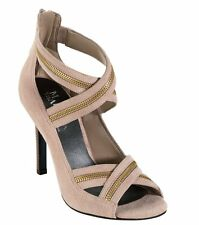 Cole Haan Shanley Sandal Maple Sugar Suede Woman Size 5, 5.5