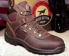 IRISH SETTER BY RED WING NEW MEN WATERPROOF STEEL TOE WORK BOOTS 83618