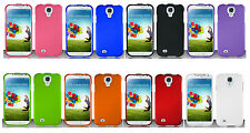 1 Selectable Cover Hard Case Rubber Feel Skin For Samsung Galaxy S4 IV Phone
