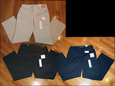 Dockers Women's Metro Classic Pants Mid Rise Truly Slimming COLORS! SIZES! NWT