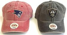 NWT NFL Reebok Distressed Slouch Vintage One Size Fits All Stretch Flex Hat Cap